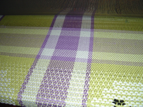 Plain Weave and more Plain Weave