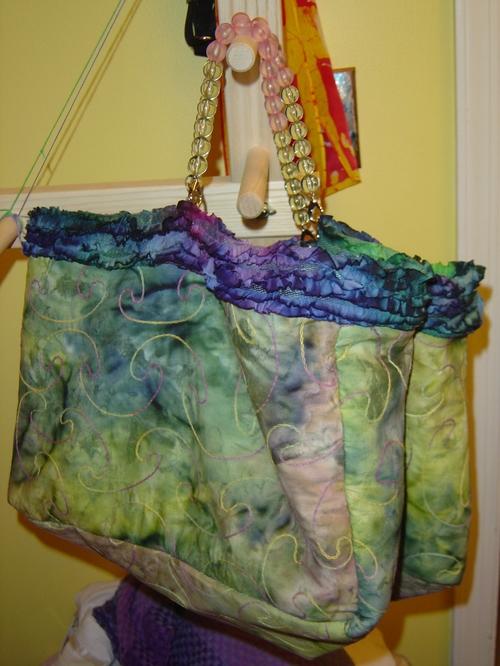 My Weaving Bag